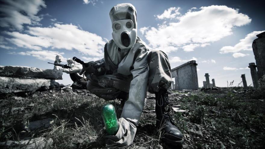 La guerra biológica 1