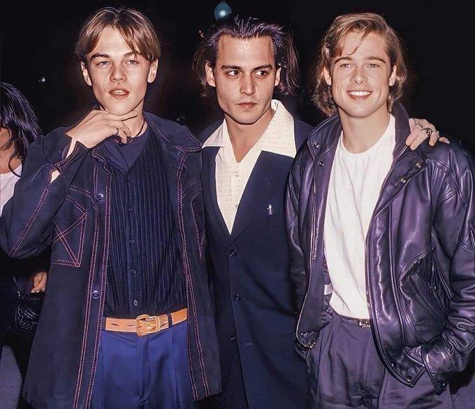 el estilo de Johnny Depp 4