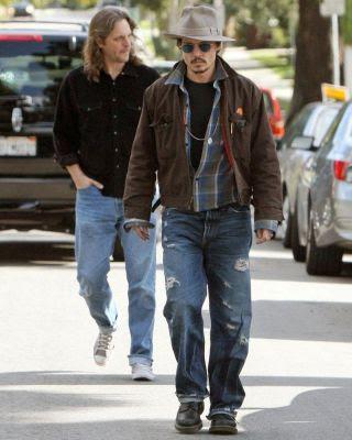 el estilo de Johnny Depp 2