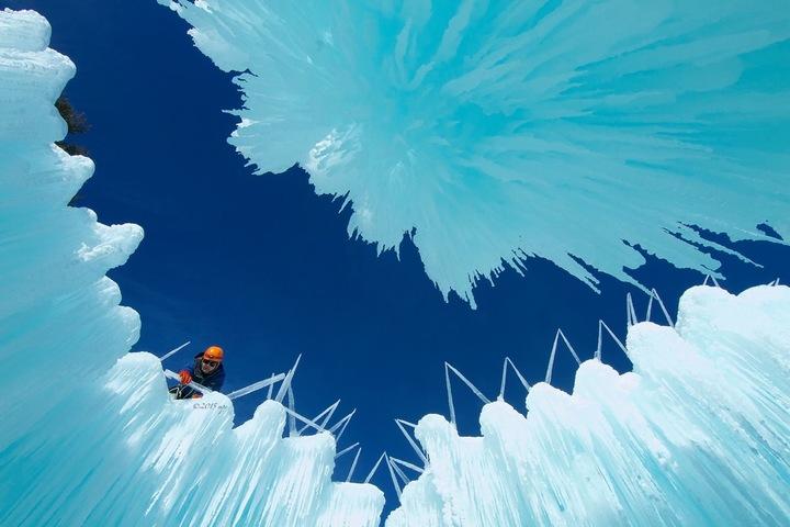 Castillo de hielo  3