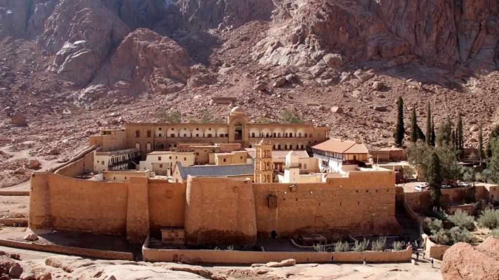 Monasterios más antiguos del mundo 4
