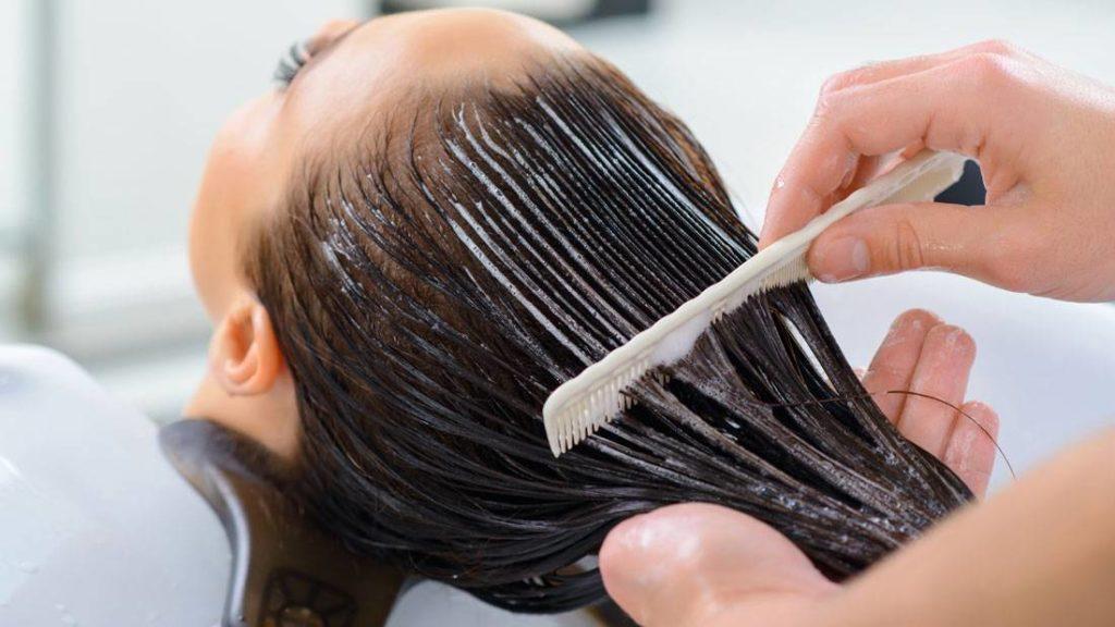 alisar el cabello de forma natural y permanente 2