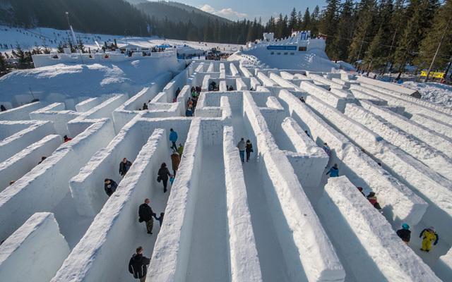 Castillo de hielo 2