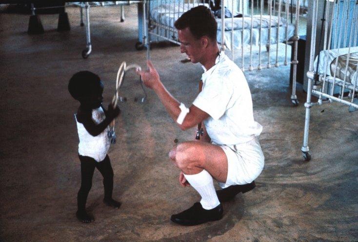 Bebé Más Negro del Mundo