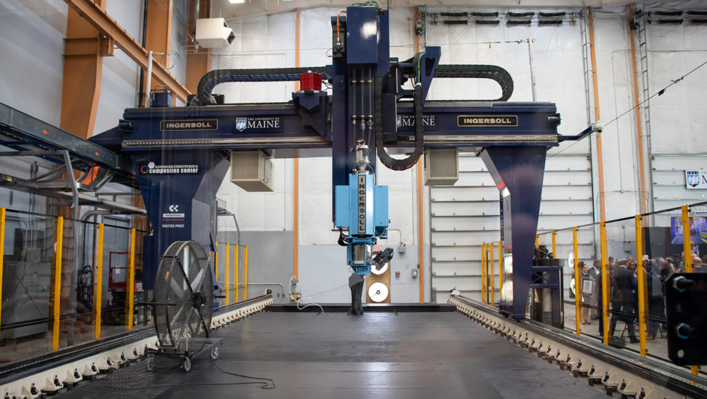 La impresora 3D más grande del mundo 3