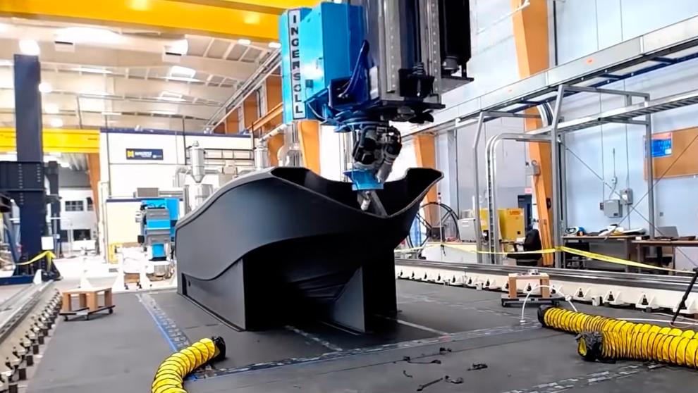 La impresora 3D más grande del mundo 2