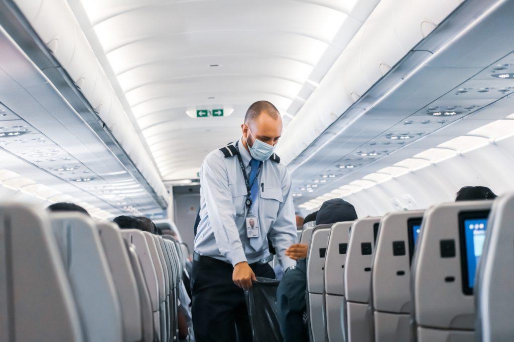 5 tips para volar más seguro durante la pandemia por Covid