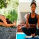 Mantén tu cuerpo en forma con estas simples asanas